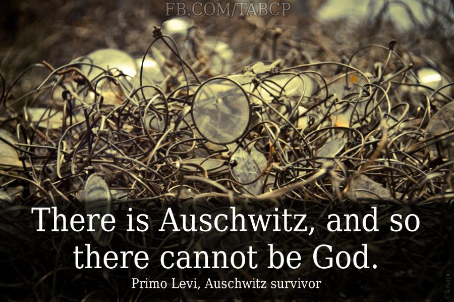 Foto van de facebook-pagina van 'The Atheist's Bible Commentary'.