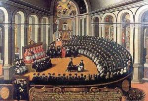 Zitting van het Concilie van Trente (1545-1563)