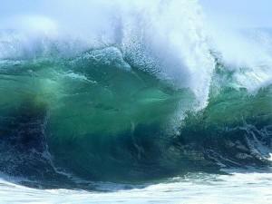 'De toekomst is een onzekere zee. In die chaos leven wij.'
