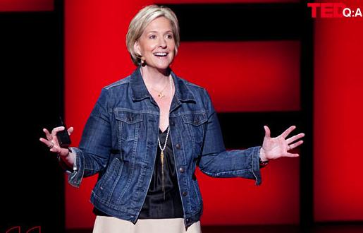 Een nieuwe, seculiere vorm van 'preken' zijn TEDX-bijeenkomsten. Dit filmpje van Brené Brown over 'de kracht van kwetsbaarheid' werd bijna twee miljoen maal bekeken. (Klik om te kijken op Youtube).
