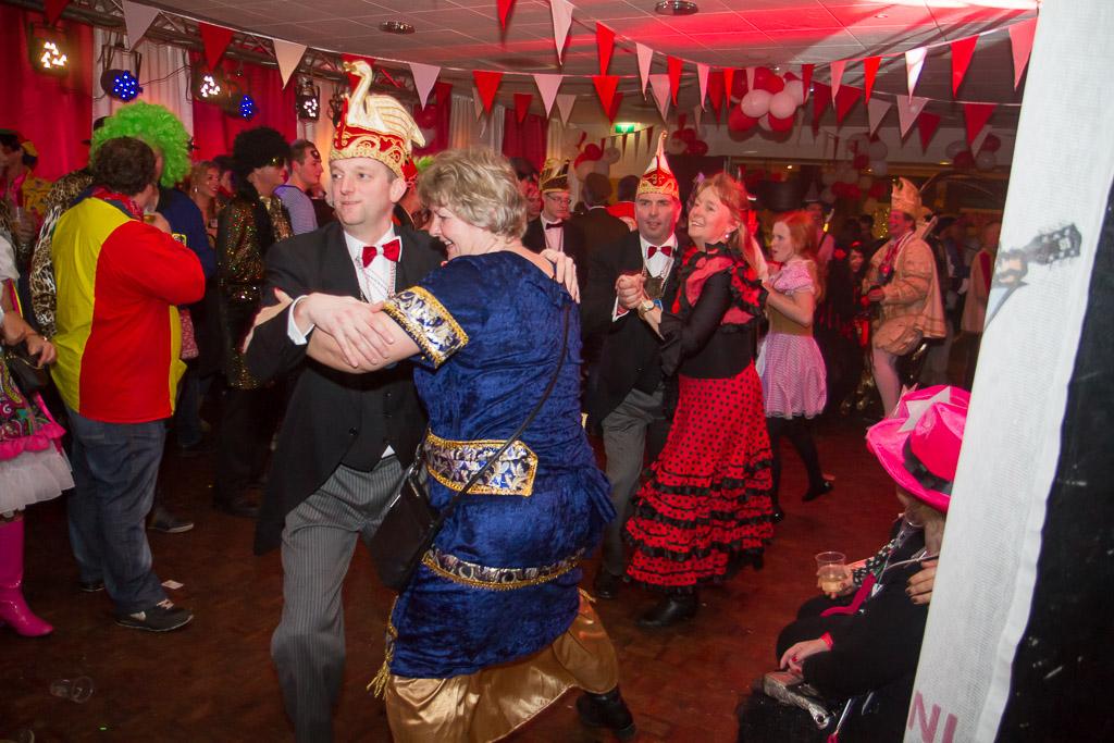 Carnaval in Huissen.