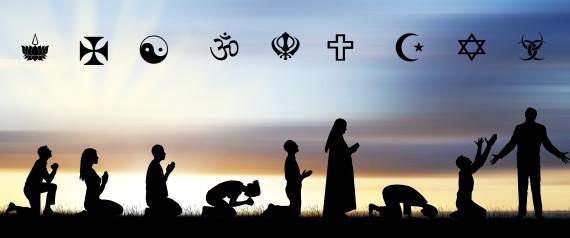 meerdere religies
