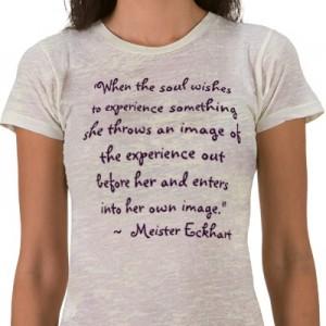 Meister Eckhart T-shirt